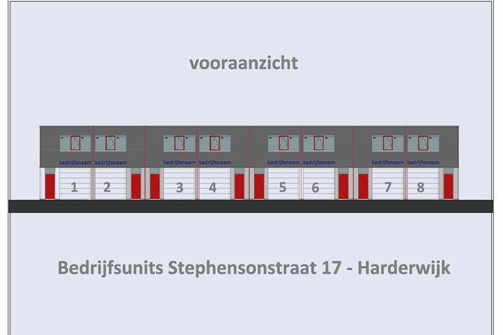 Stephensonstraat 17, Harderwijk