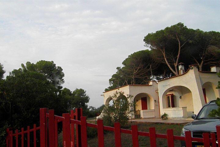 Pineta Riveria Via Domitiana