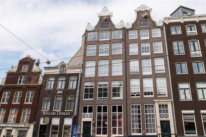 Nieuwezijds Voorburgwal 296, Amsterdam