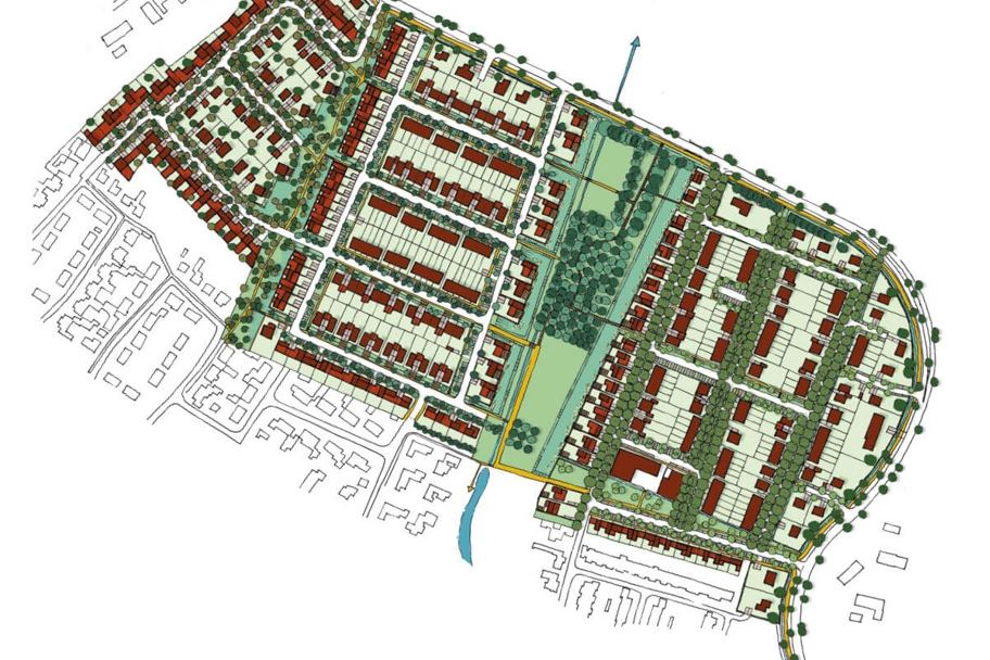 Bekijk foto 3 van Den Bogerd   bouwkavel 17