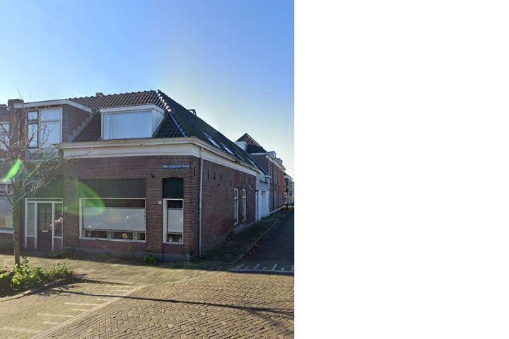 Arnold Hoogvlietstraat 46