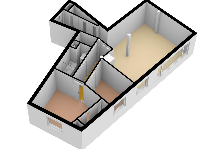Bekijk foto 5 van Herengracht 127 D