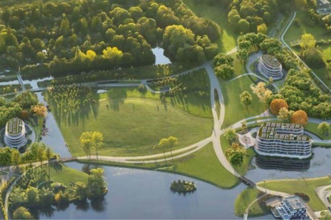 Bekijk foto 2 van Van der Duijn van Maasdamweg 668 O.3.7