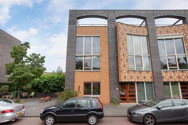 W.G. Witteveenplein 63