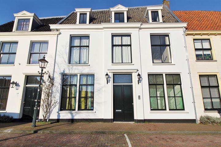 Nieuwe Gracht 50, Haarlem