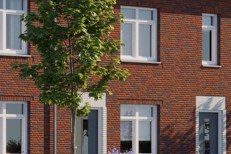 Bekijk foto 2 van Laan van Swinden (Bouwnr. 3)