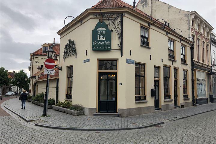 Korte Bosstraat 12, Bergen op Zoom