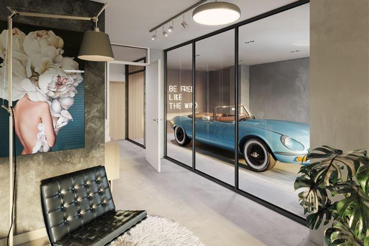 Drive-in loft (Bouwnr. 11)