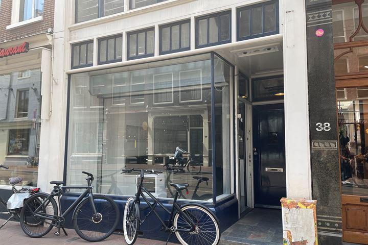Utrechtsestraat 40 BG, Amsterdam