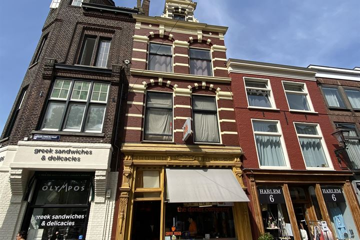 Haarlemmerstraat 4, Leiden