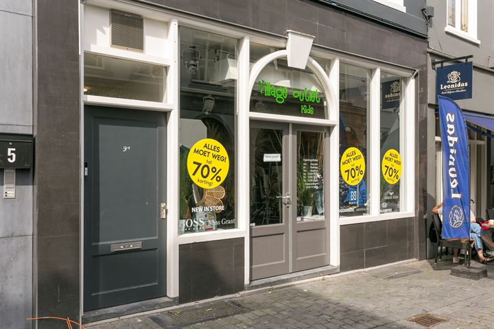 Kremerstraat 9, Bergen op Zoom