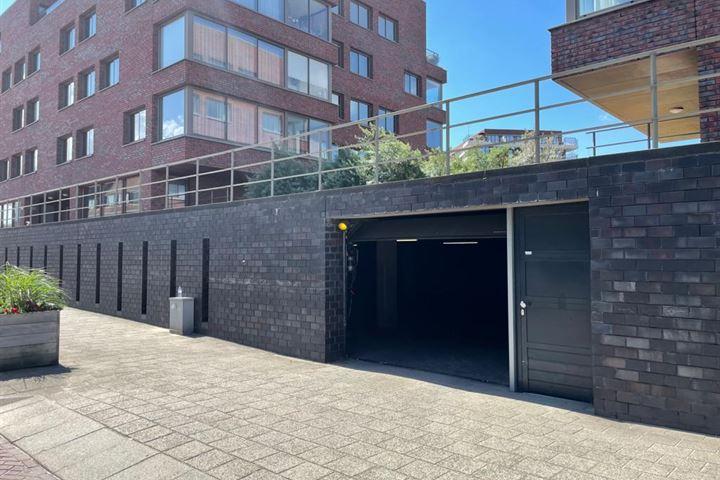Parkeerplaatsen Maritiem - Dr. Lelykade, Den Haag