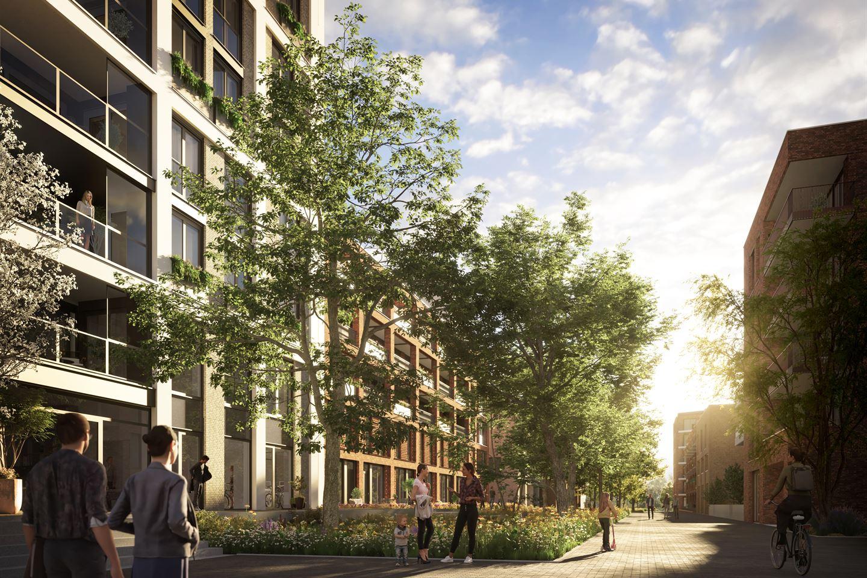 Bekijk foto 2 van Appartement L (Bouwnr. 95)