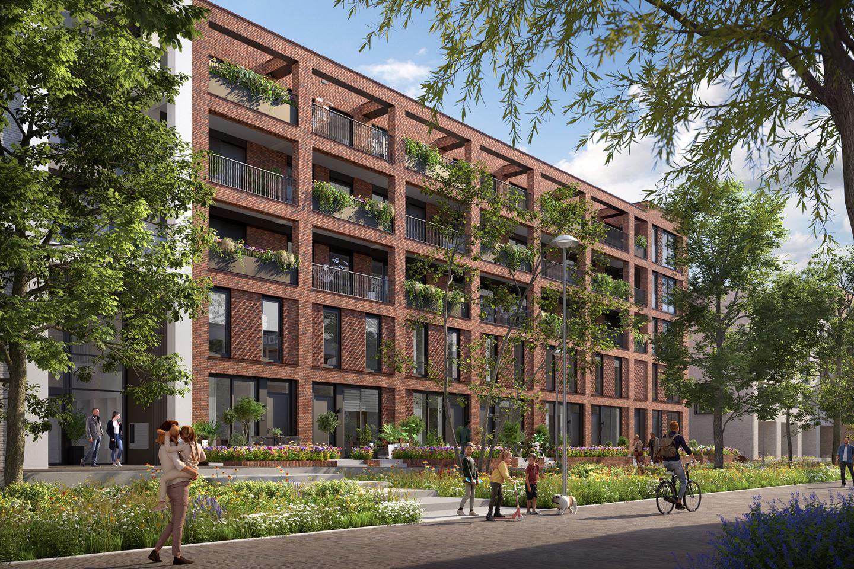 Bekijk foto 1 van Appartement L (Bouwnr. 95)