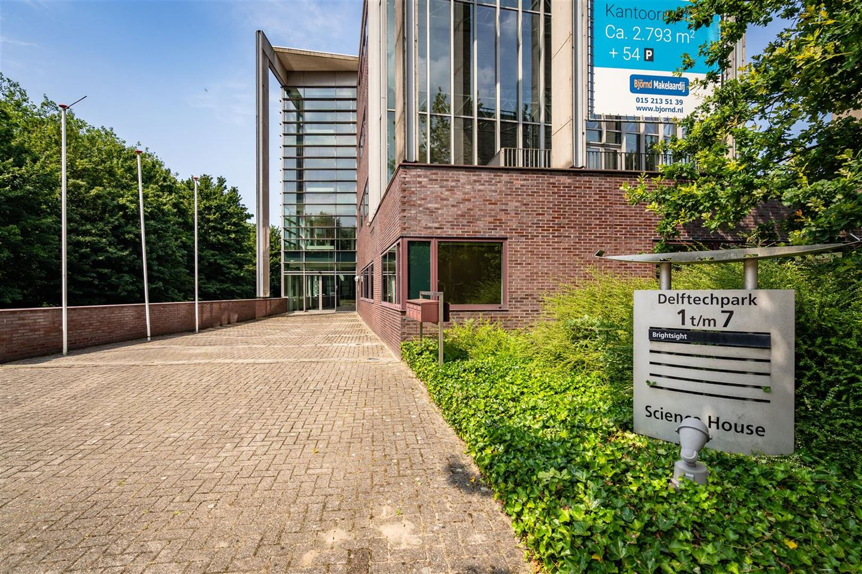 Bekijk foto 2 van Delftechpark 1 -7