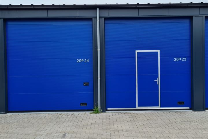 Zuiderkruisweg 20 a, Leeuwarden