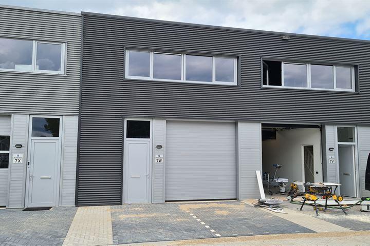 Markerkant 10 7 W, Almere