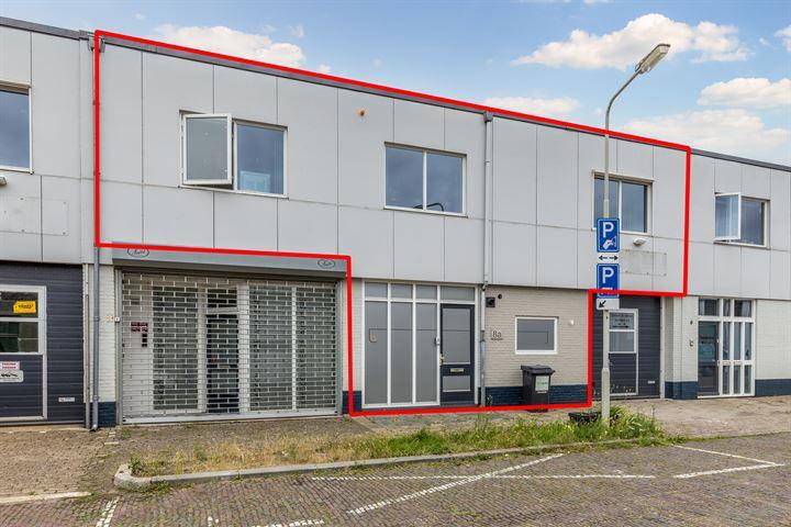 Veilingstraat 8 A, Arnhem