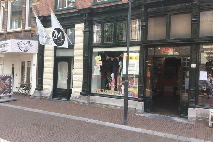 Hoogstraat 22 A, Wageningen