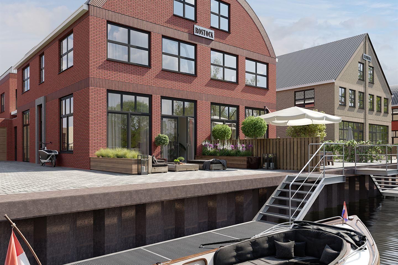 Bekijk foto 2 van Hanzesteden Watervilla met bedrijfsruimte