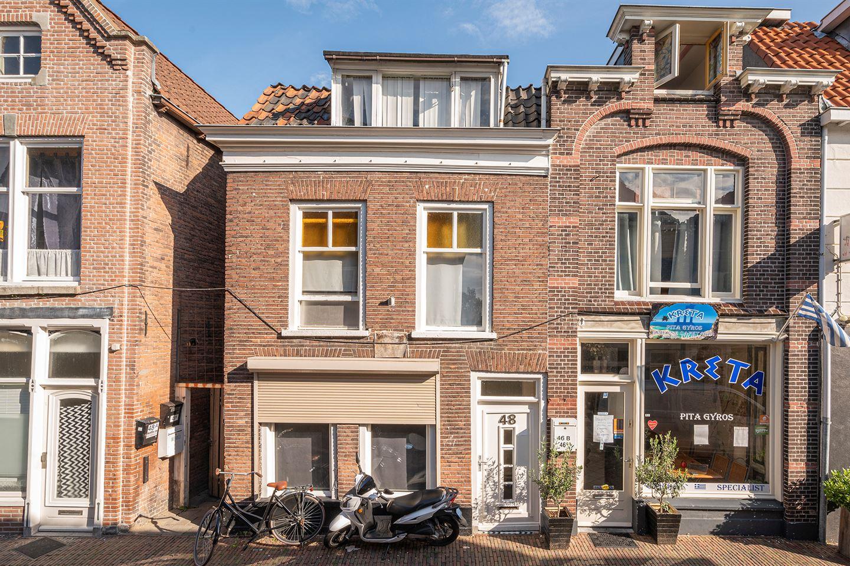 Bekijk foto 1 van Hoogstraat 48 en 48c