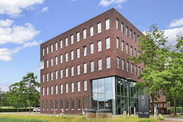 Laan van Westenenk 731 - 739, Apeldoorn