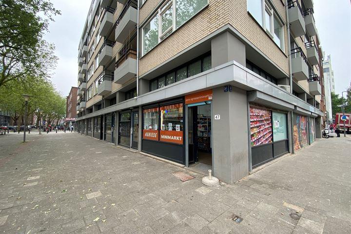 Teilingerstraat 47, Rotterdam