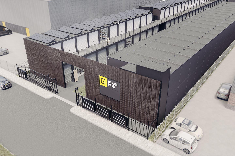 Bekijk foto 1 van Garagepark Vrijewade Nieuwegein
