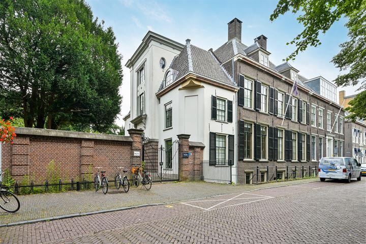 Janskerkhof 16, Utrecht