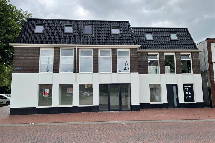 Kerkstraat 76 -78, Veendam