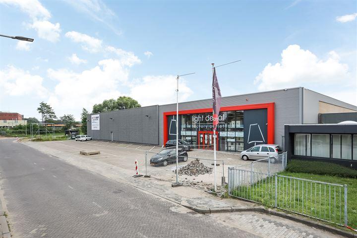 Dr. C. Lelyweg 8 A, Arnhem