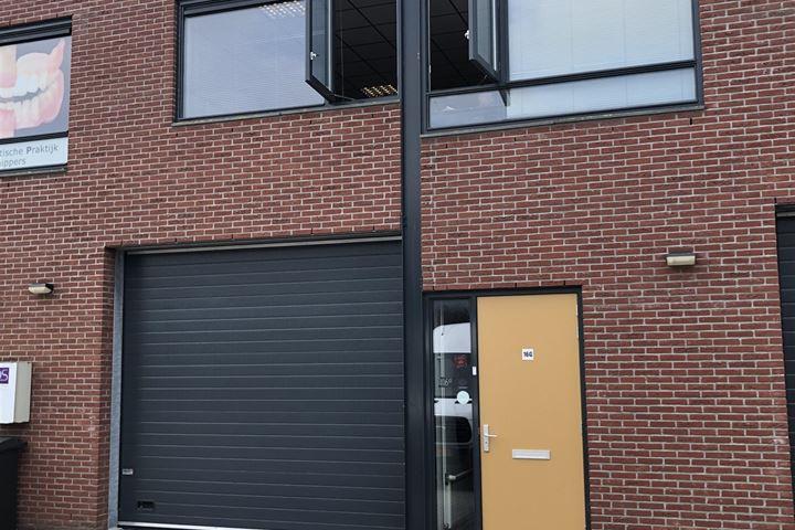 Klarinetweg 16 G, Middelburg