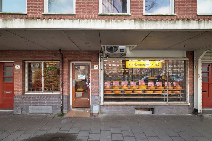 Hoofddorpplein 7, Amsterdam