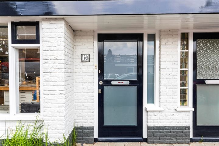 Van Lippe Biesterfeldstraat 16