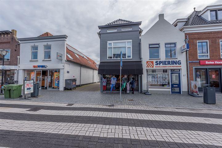 Oost-Voorstraat 55, Oud-Beijerland