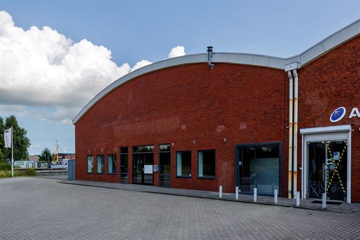 Bornholmstraat 8 A, Groningen