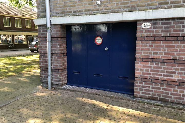 Pieter Brinkmanstraat 21
