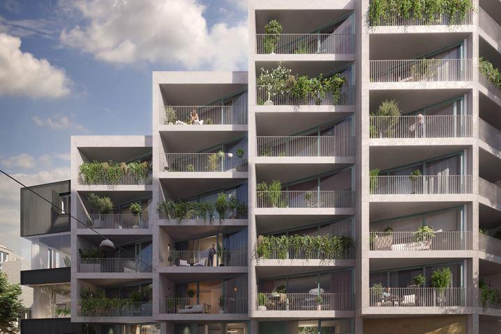 2-Kamer appartement met 2 balkons (Bouwnr. 34)