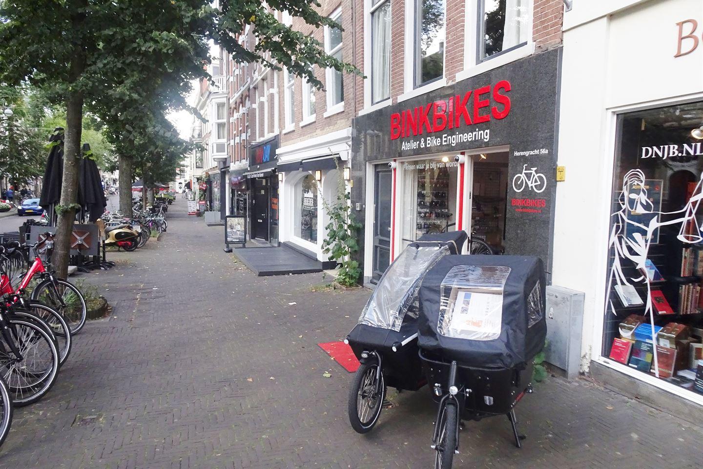 Bekijk foto 2 van Herengracht 56 A