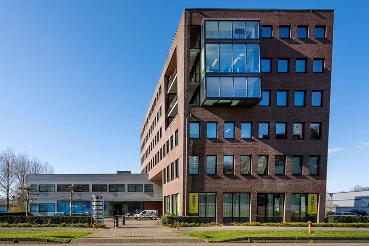 Joop Geesinkweg 140-199, Amsterdam-Duivendrecht