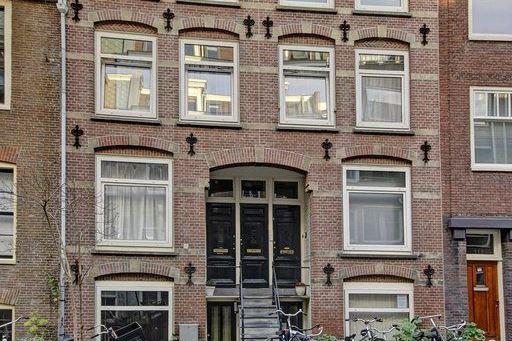 Tweede Weteringdwarsstraat 58 sous, Amsterdam