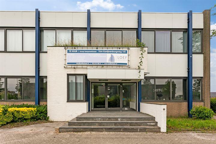 Van Konijnenburgweg 141