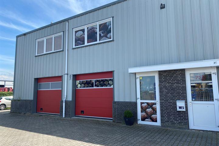 Hidalgoweg 4 B, Leeuwarden