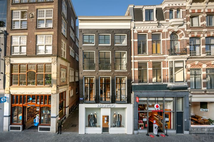 Gapersteeg 2, Amsterdam