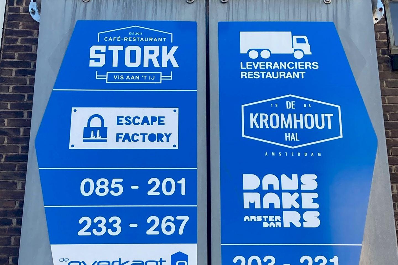 Bekijk foto 2 van Gedempt Hamerkanaal 257