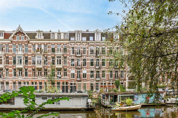Nieuwe Prinsengracht 82 -III