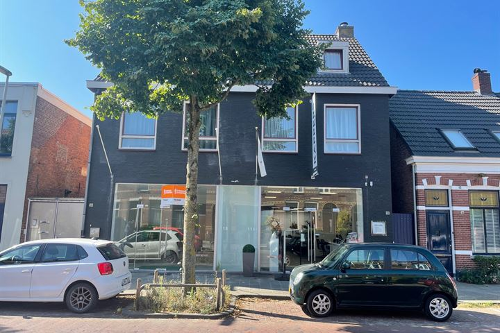 Prins Hendrikstraat 118, Breda