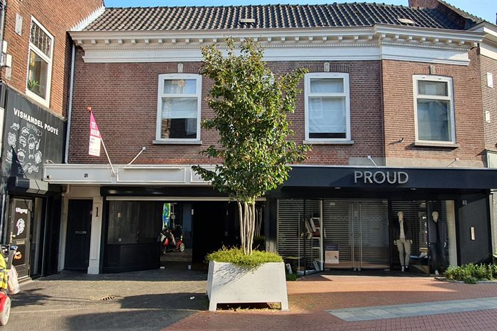 Kerkstraat 1, Oosterhout (NB)