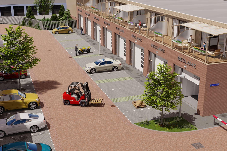 Bekijk foto 4 van J.C. van Neckstraat 9 en 9a