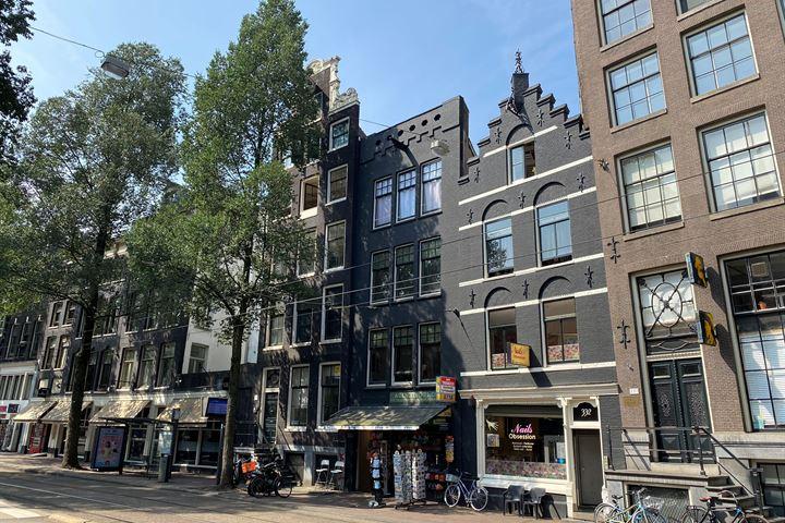 Nieuwezijds Voorburgwal 334 II-III, Amsterdam